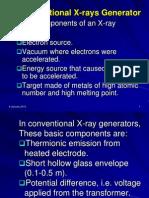 X-ray Generator Basics