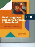 Oral Languaje