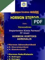 Kimia Medisinal (Steroid)