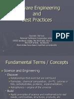 1-SoftwareEngineeringandBestPractices