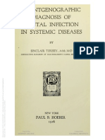 Roentgenographic Diagnosis of Dental Infection in Systemic Disease Pp50f