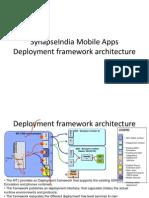 SynapseIndia Mobile Apps Deployment Framework Architecture