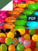 Chemistry - Food Additives