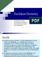 Euclidean Geometry1