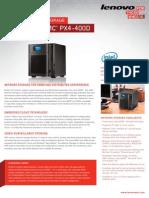 Lenovoemc Px4 400d Datasheet