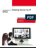 Deployment Guide for Scopia XT Desktop Server for IP Office
