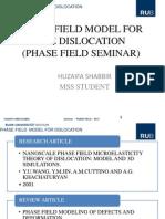 Phase Field Presentation