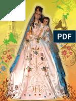 Afiche Fiestas Patronales de Ntra. Sra. de la Candelaria Bailadores Estado Mérida 2010
