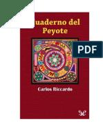 Riccardo Carlos - Cuaderno Del Peyote