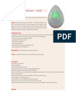 Pietre Pretioase – Opal