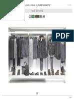 Clásico Casual Fur Grey Garments