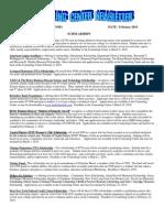 Counseling Center Newsletter - February 2010