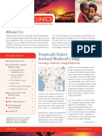 Tropical Clinics Newsletter October Issue