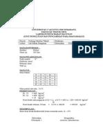 contoh HAMMER TEST.doc