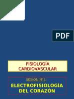 CLASE 1 ELECTROFISIOLOGIA