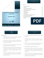 Informe de Coyuntura Macroeconómica N°38