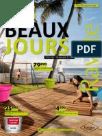 """Catalogue Ravate """"Les Beaux Jours Travaux d'Été"""""""