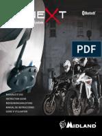 BT Next Multi Language Manuals