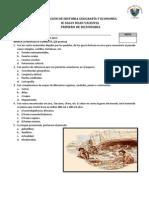 Recuperacion de Historia Geografía y Economía 1