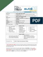 Fact Sheet -Auto Equip 2008
