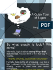 A Quick Tour of Logos