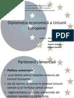 Diplomatia Economica a UE