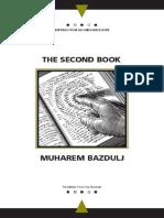 Muharem Bazdulj The Second Book