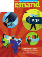 In-Demand Magazine - Science Technology Engineering Careers