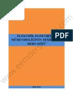 Elektrik Devreleri 1 - Geniş Konu Anlatımı