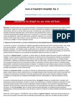 Juridice.ro-managementul Defectuos Al Mpririi Dreptii Ep 2