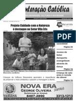 Jornal Interação Catolica Edição II Janeiro de 2010