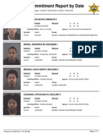 Peoria County booking sheet 01/06/15