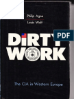 Dirty work [CIA in Europe]