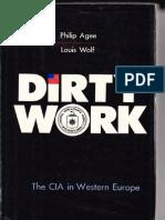 Dirty work [CIA in Europe]