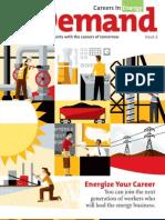 In-Demand Magazine Energy Careers