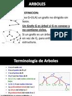 Estructuras Discretas Arboles