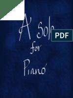 Asolo for piano