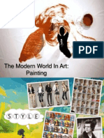 The Modern World in Art