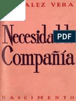 Necesidad de Compañía