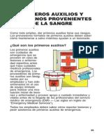 Primeros Auxilios Patogenos en Sangre PDF