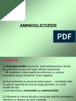 aminoglicozidele