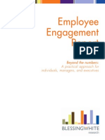 Employee Engagement Report 2011