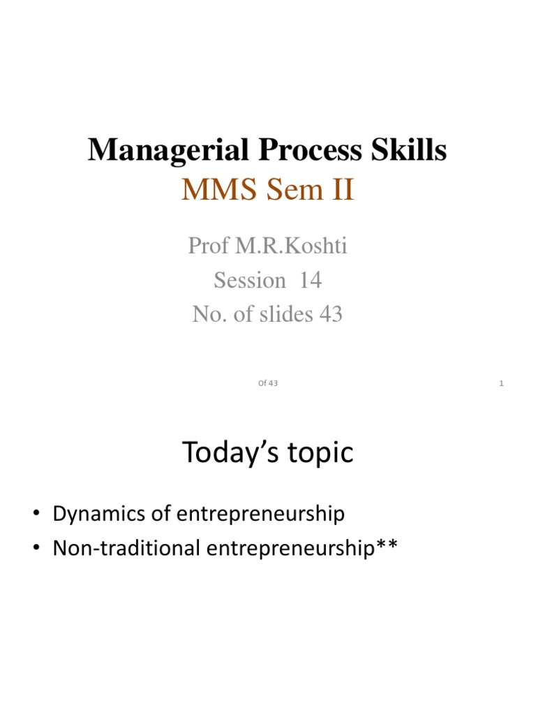 MPS 14 | Business | Marketing