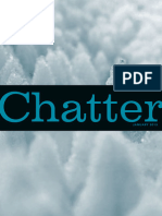 Chatter, January 2015