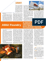 AB&I Feature Story in the Wholesaler December 2014