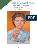 Diario Della Beata Alexandrina de Balazar