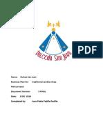 Plan de Negocios - English version