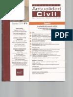 La inconsistencia de los Proyectos de Unión Civil