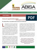 Boletín ABISA - 2