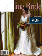 Carolina Bride, Winter/Spring 2015